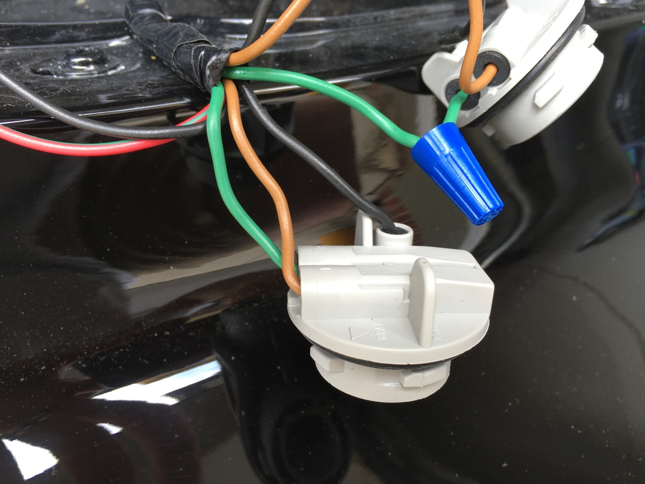 Wiring Gurus Brake Light Signal Light In One Xs650 Forum