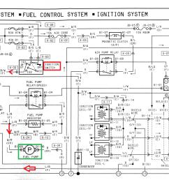 please explain 1t from ecu fd fuel pump wiring png [ 1493 x 813 Pixel ]