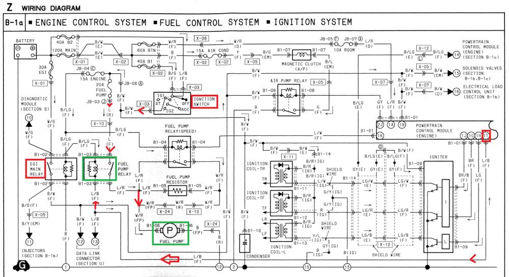 medium resolution of please explain 1t from ecu fd fuel pump wiring png