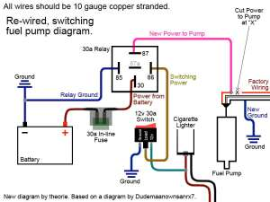 why everyone should rewire their fuel pump  Page 6