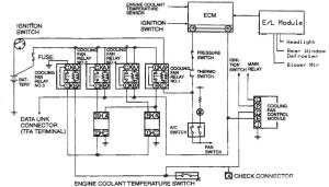 Coolant Recall Fan Controller SchematicLocation  RX7Club  Mazda RX7 Forum