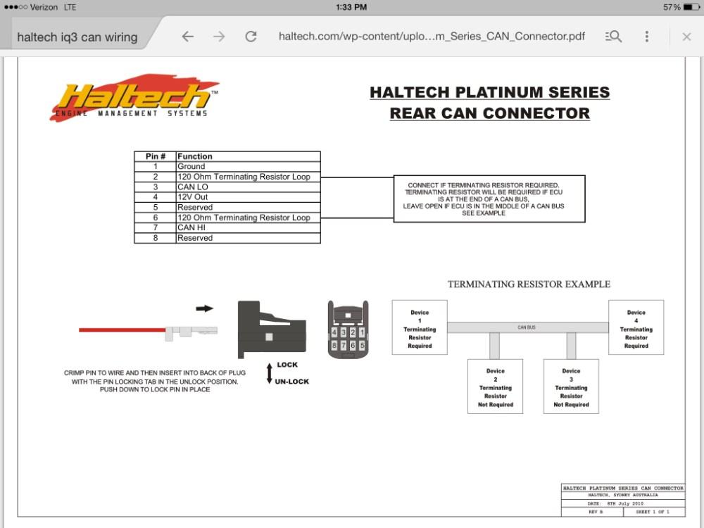 medium resolution of wiring racepak iq3 can connector rx7club com mazda rx7 forum rh rx7club com racepak iq3 wiring diagram racepak af1 wiring diagram