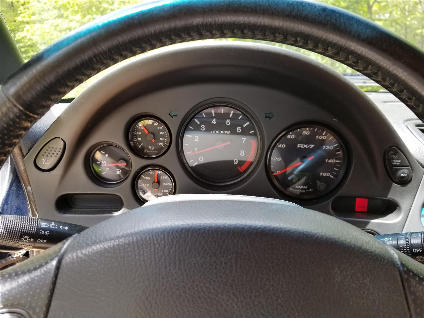 hight resolution of extremely simple fd tach odometer repair 20170527 120443 large jpg