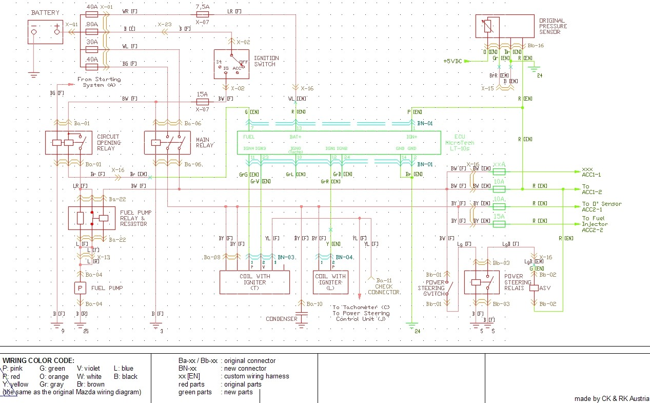 dorable microtech lt10s wiring diagram illustration best images rh oursweetbakeshop info Microtech ECU USA Microtech ECU
