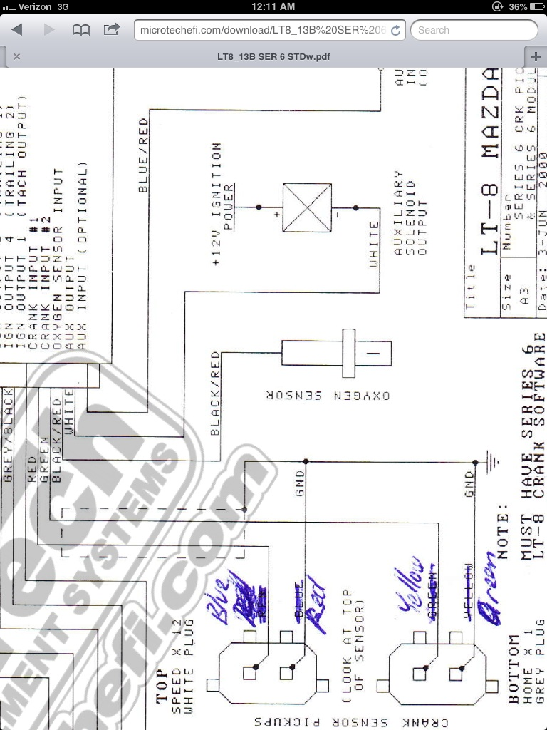1993 Mazda Rx7 Wiring Harness Auto Electrical Diagram 1985 Rx 7 Rotary Engine Wankel