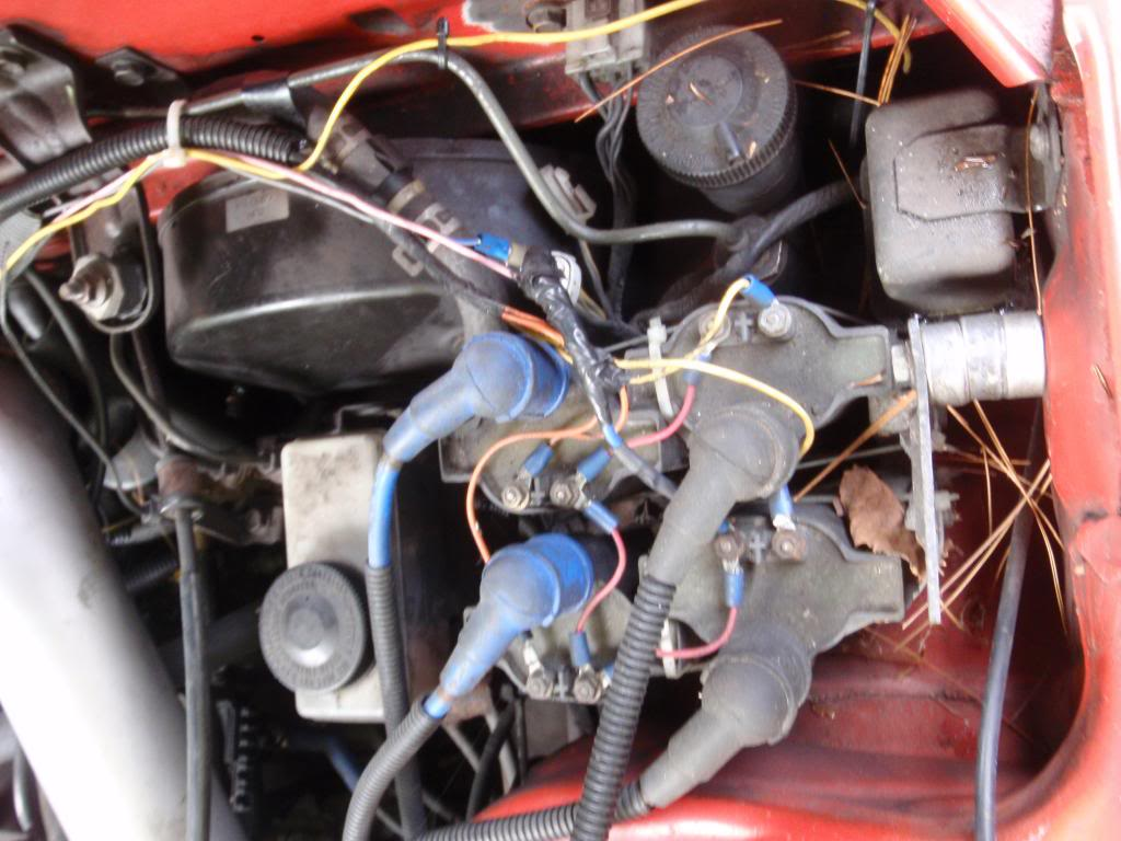 Basic Ignition Coil Wiring Diagram