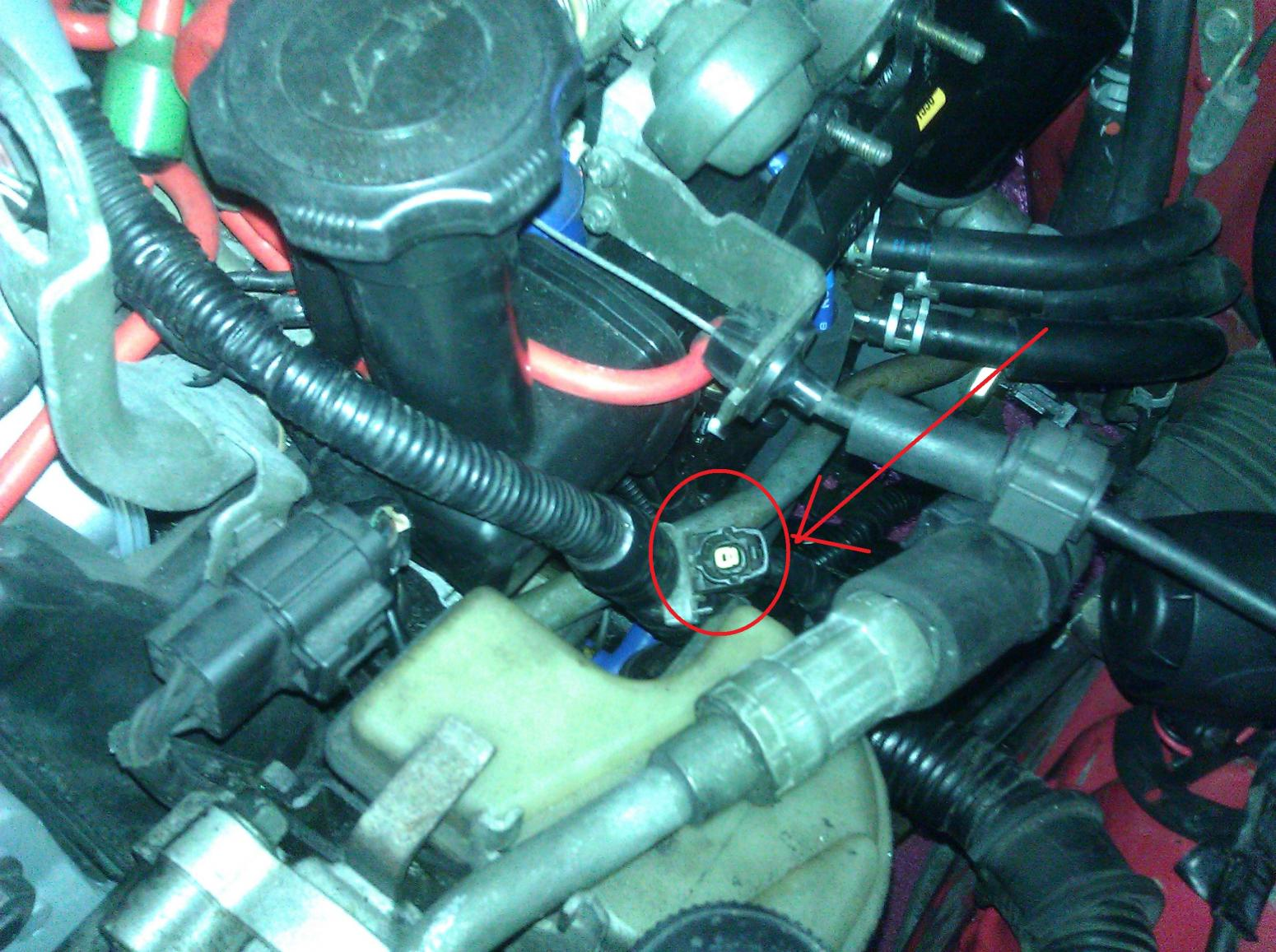hight resolution of fd coolant level sensor wiring question img 20120205 115727 jpg