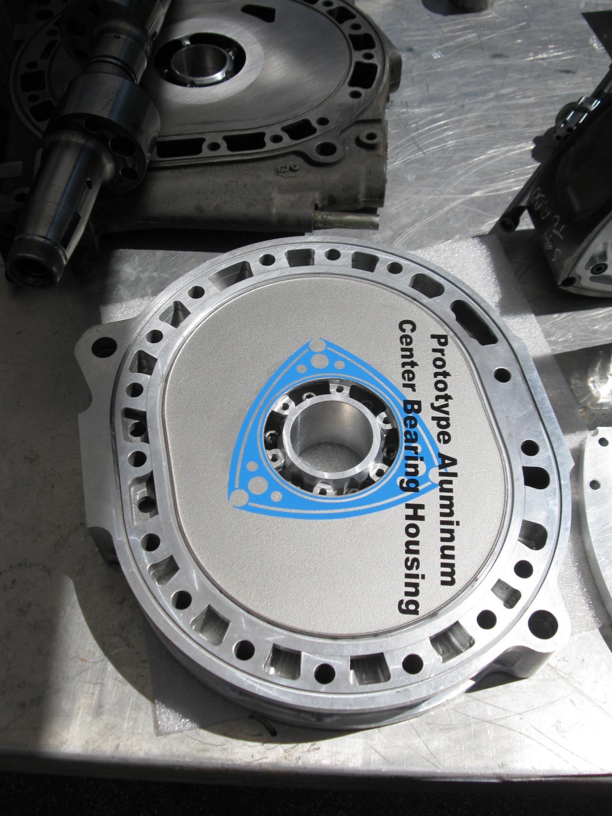 Billet Rotors From Mazdatrix