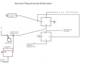 How to wire Line Lock  2Step  Page 3  RX7Club