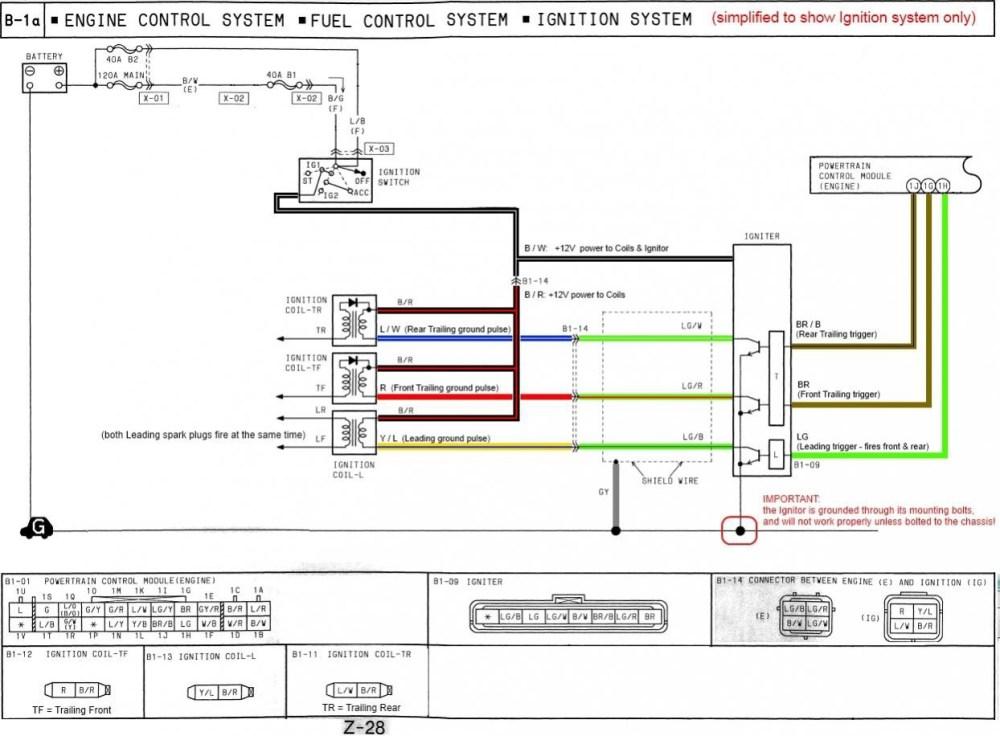 medium resolution of msd 6al 2 install on leading side only image jpg