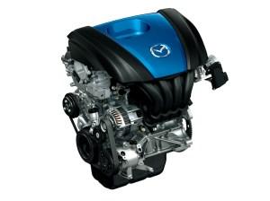 Mazda's New 'SKYACTIVG 13' Engine Wins 2012 RJC