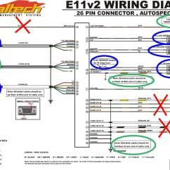 Ems Stinger Wiring Diagram 1995 Acura Integra Speaker Haltech Elite Harness Gopro Elsavadorla