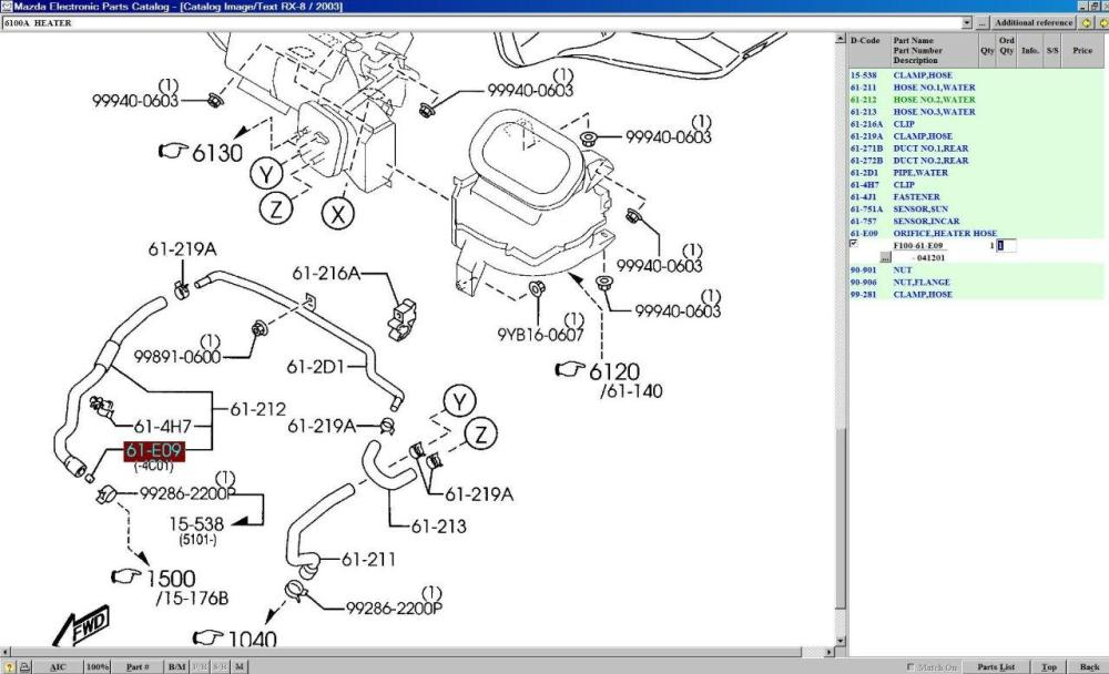 medium resolution of mazda rx 8 parts diagram free wiring diagram for you u2022 mazda mpv engine diagram 2006 mazda rx8 engine diagram