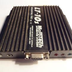 Microtech Lt10s Wiring Diagram 6 Round Trailer Plug Fs Used Harness Lsu Af1