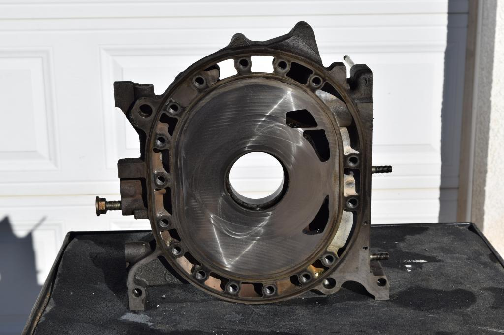 Fs Rx8 Renesis Engine Parts