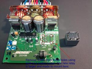 DIY: Bose speakers in the doors not working? $167 relay fix  RX8Club