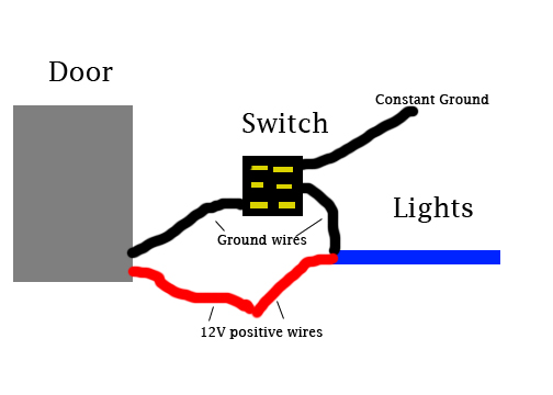 1000w Toggle Switch Wiring Diagram 2-Way Toggle Switch