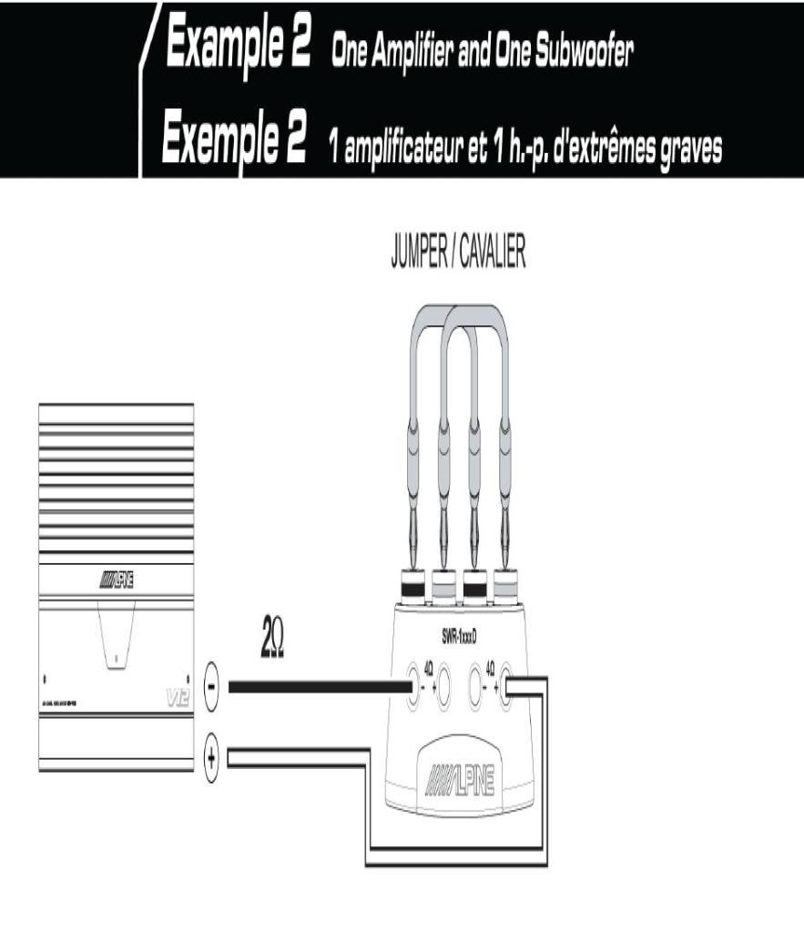 alpine type r 8 wiring diagram