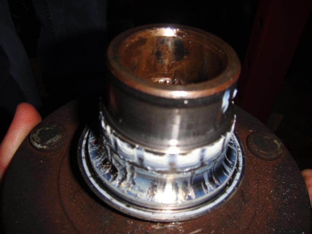 medium resolution of rear wheel studs hub w bearing part jpg