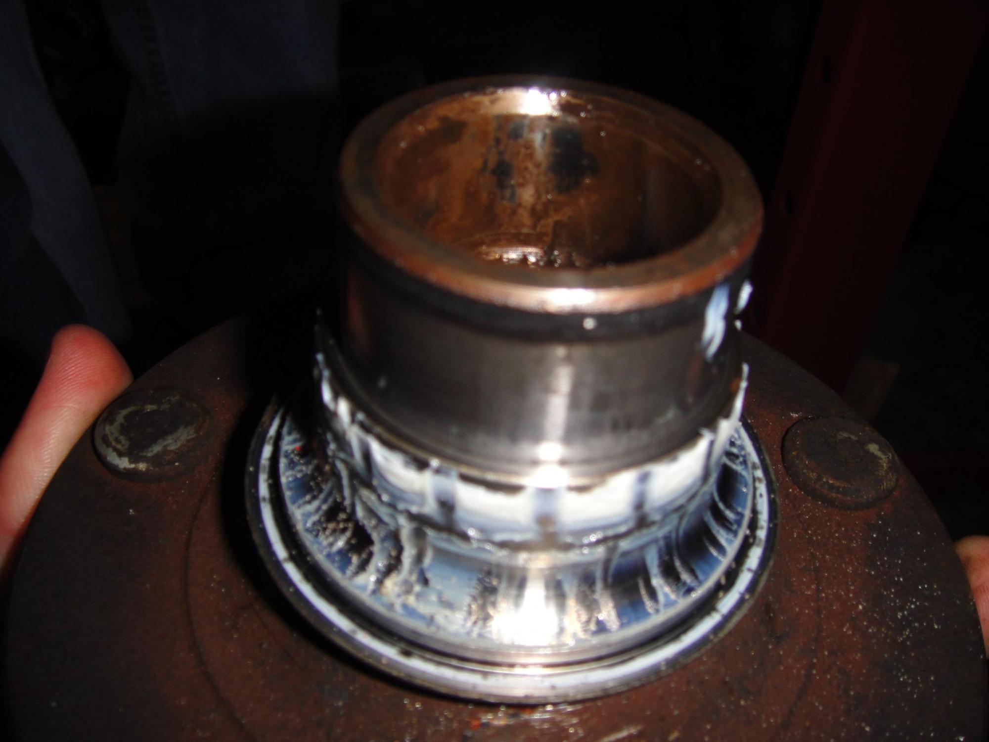 hight resolution of rear wheel studs hub w bearing part jpg