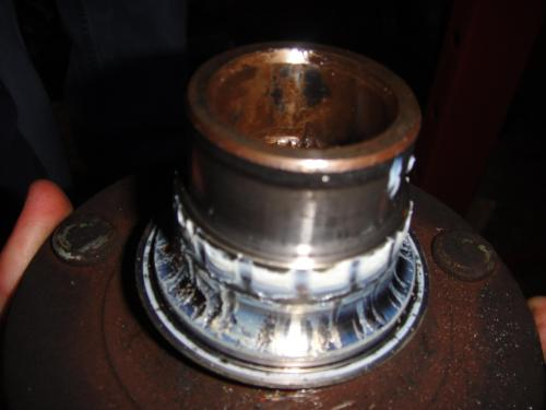 small resolution of rear wheel studs hub w bearing part jpg
