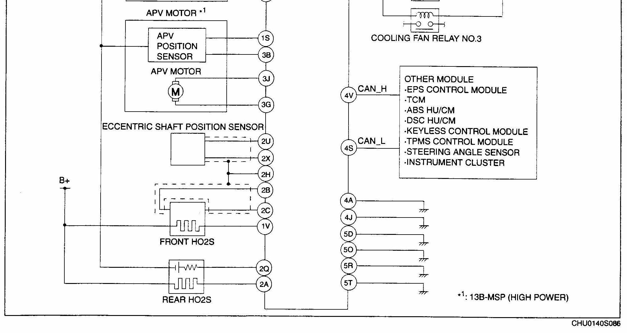 2007 Mazda Rx 8 Engine Diagram