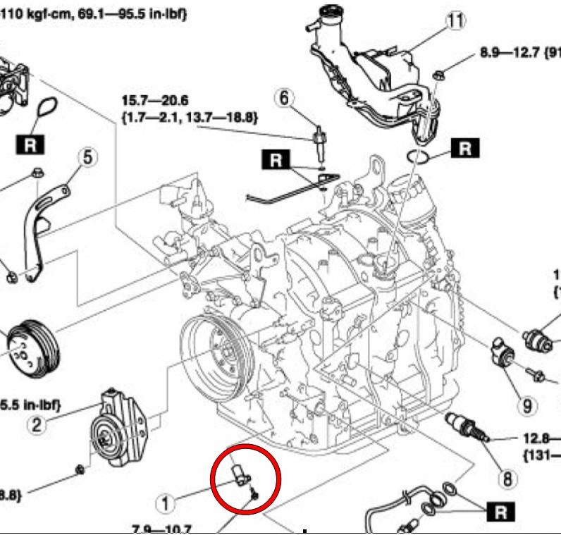 RX8 won't start, fuel pump won't prime or run etc