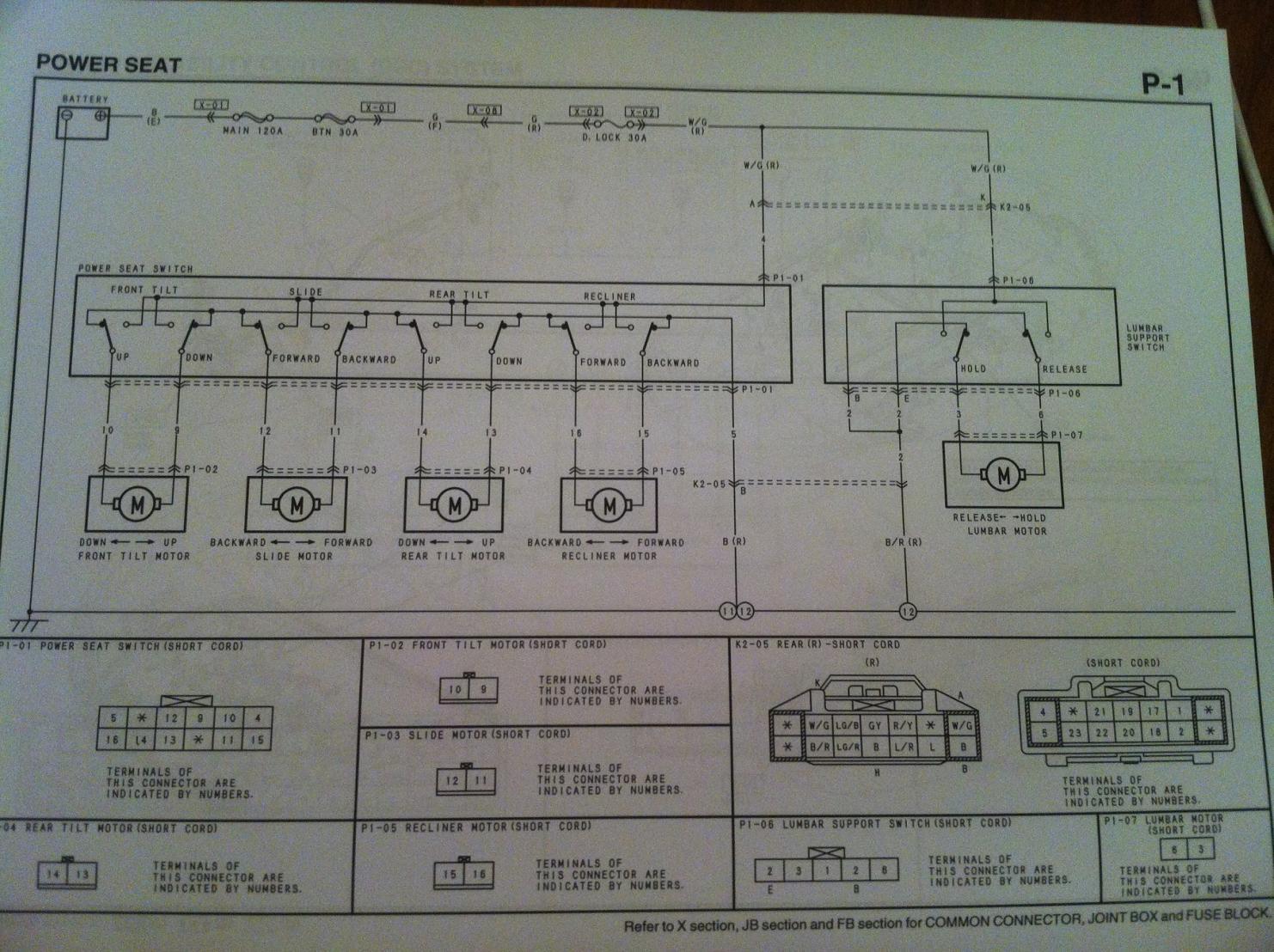 e38 seat wiring diagram honeywell sundial y plan bmw e36 diagrams seats z4