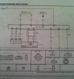 power steering wiring diagram needed photo jpg [ 1518 x 1134 Pixel ]