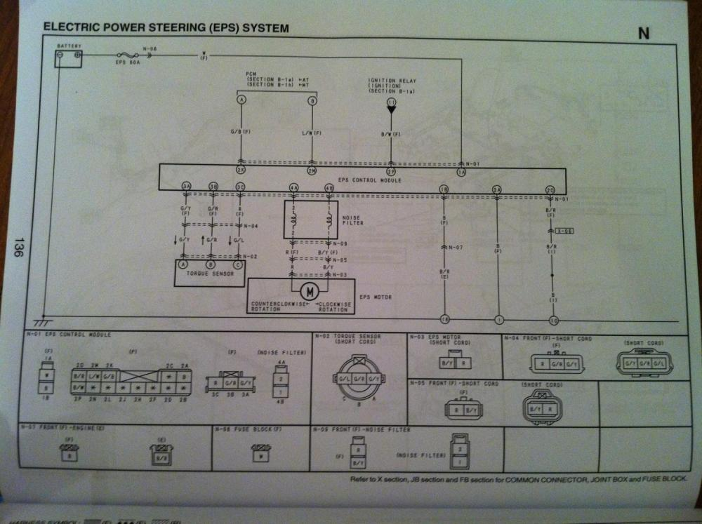 medium resolution of power steering wiring diagram needed photo jpg