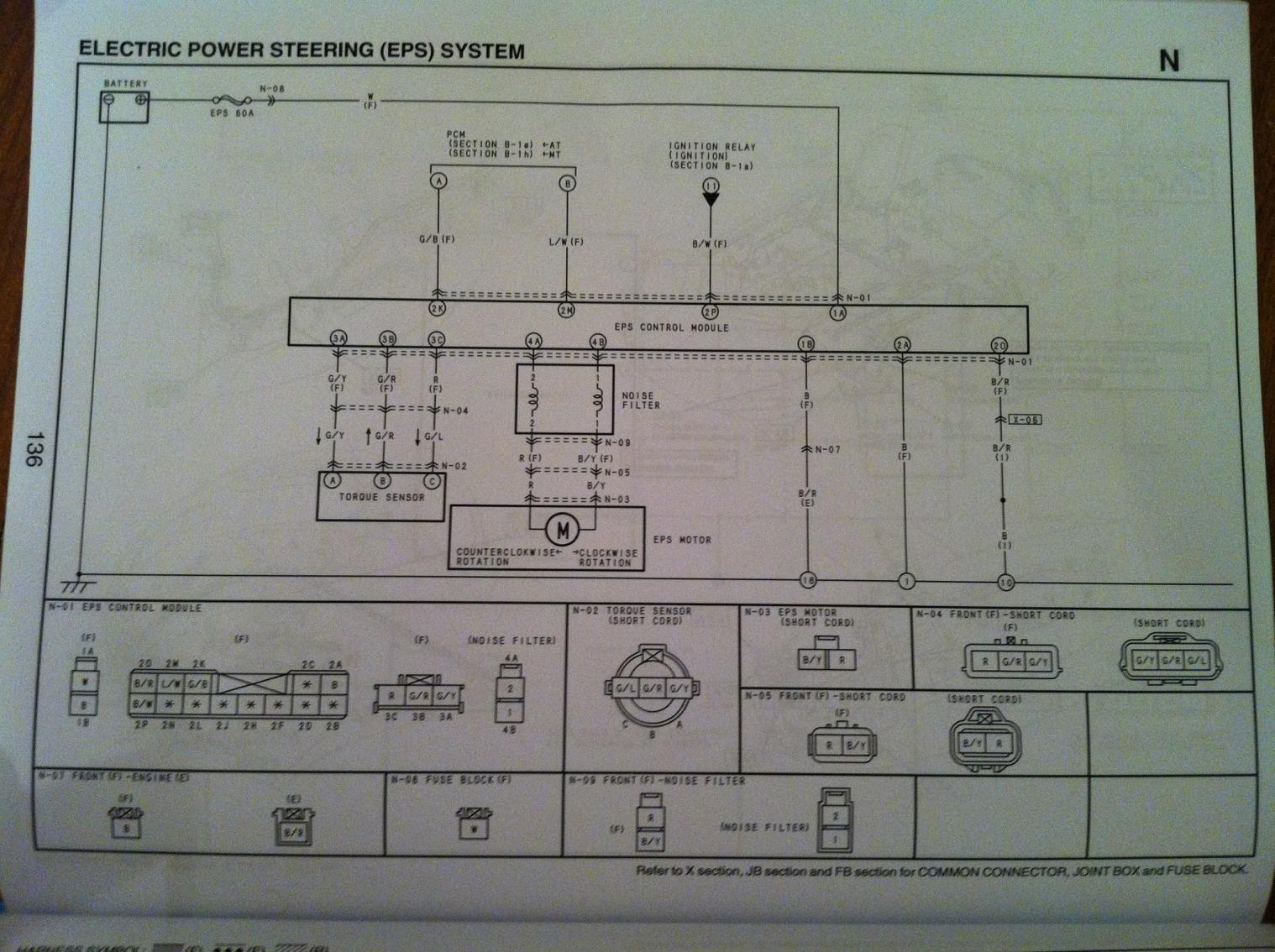hight resolution of power steering wiring diagram needed photo jpg