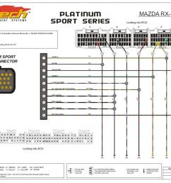 rx8 audio diagram 17 wiring diagram images wiring 2004 mazda rx 8 engine diagram 300zx [ 1264 x 890 Pixel ]