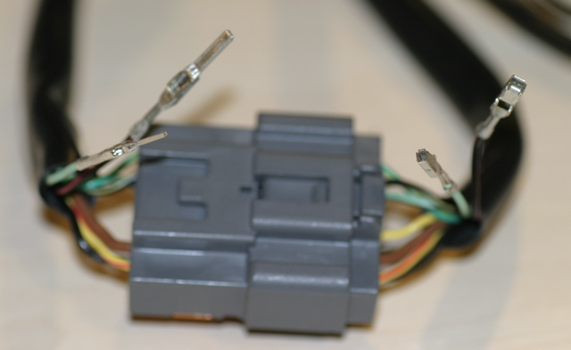 wiring harness connector tool