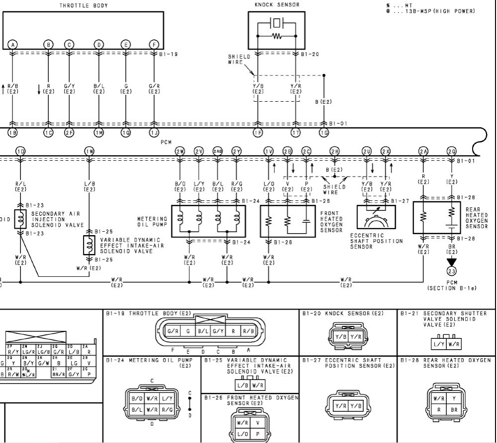 medium resolution of mazda o2 sensor wiring wiring diagrams konsult 2004 mazda 3 fuse box