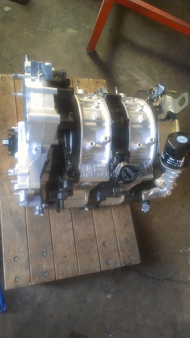 Sold Rx8 Engine 6 Port Renesis Rebuilt Available
