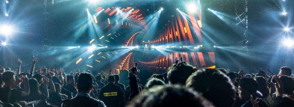Iluminacin para eventos en Albacete  Rx Audiovisuales