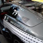 RX Host Logo on Lamborghini Murcielago