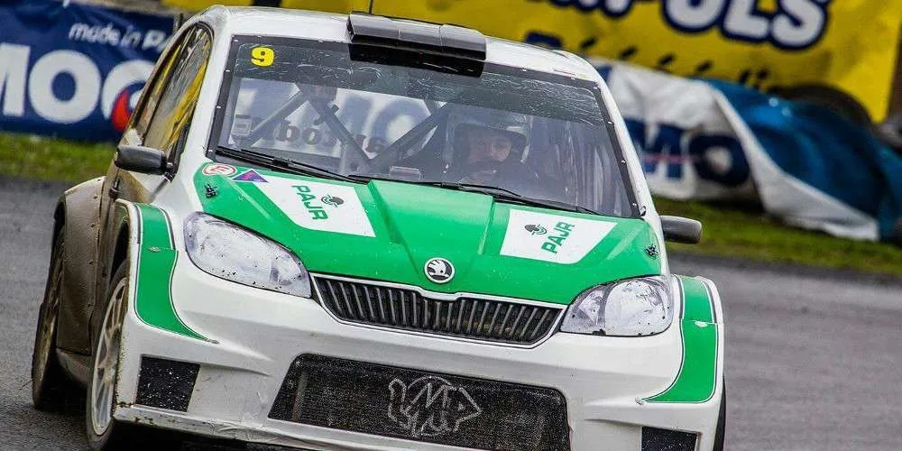 Tomas Krejcik cala il tris nel Campionato Italiano Rallycross