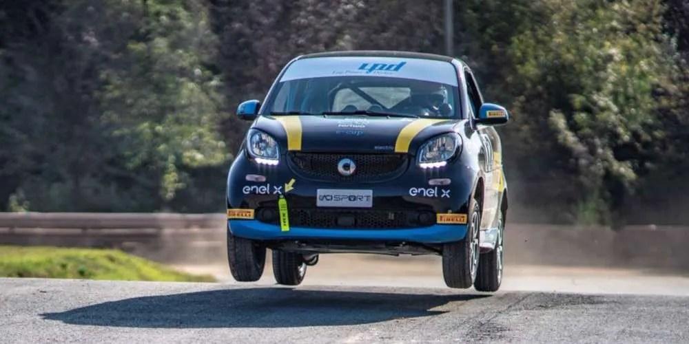 Il test day rallycross della smart e-cup spostato al 16 e 17 febbraio