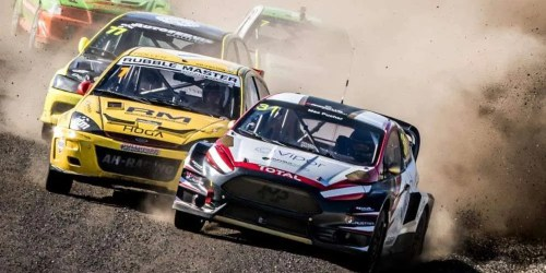 From 2019 foreign Drivers can also aspire to the title of Italian Champion Rallycross