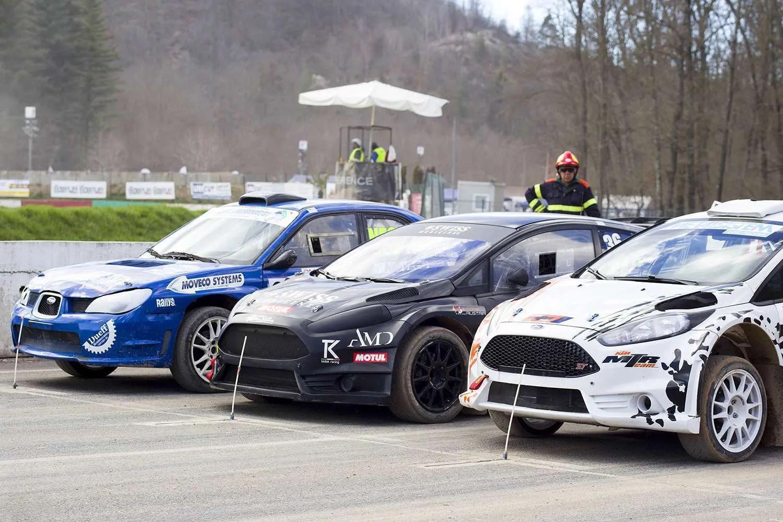 Presentazione Campionato Italiano RX