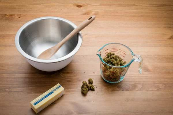 Decarboxylation and cooking with cannabis