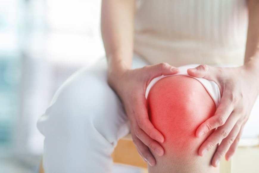 Arthritis swollen knee