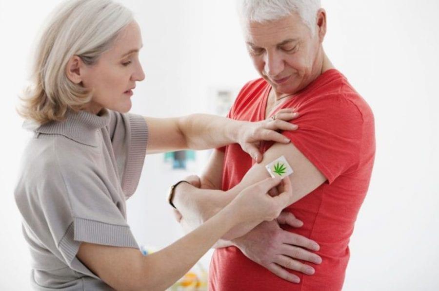 cannabis, cannabis patch, transdermal patch, CBD, THc, cannabinoids, pain, pain relief, medicinal