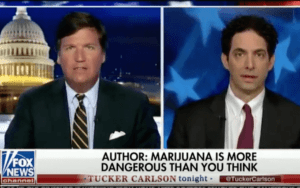 cannabis, reefer madness, medical cannabis, recreational cannabis, USA, Alex Berenson, legalization, Fox News, tell your children, stigma, prohibition