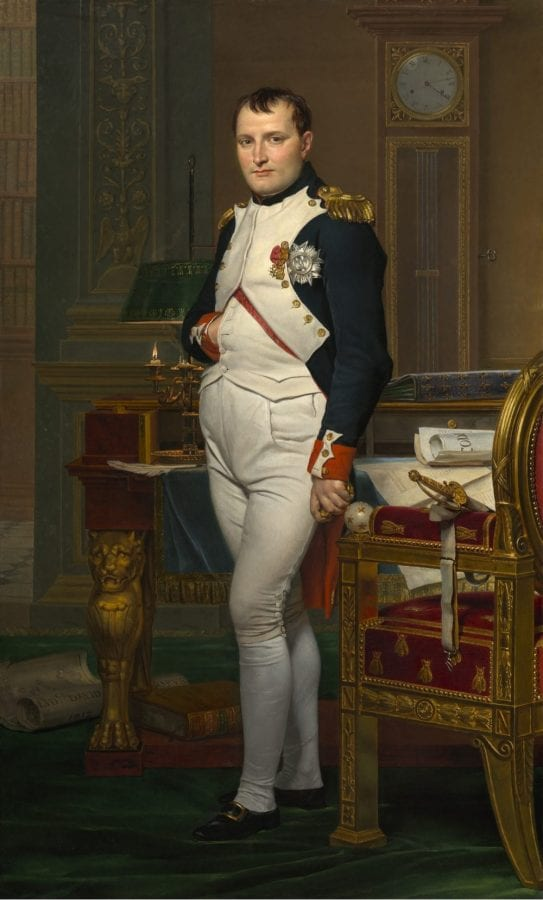 hidden history of cannabis napoleon