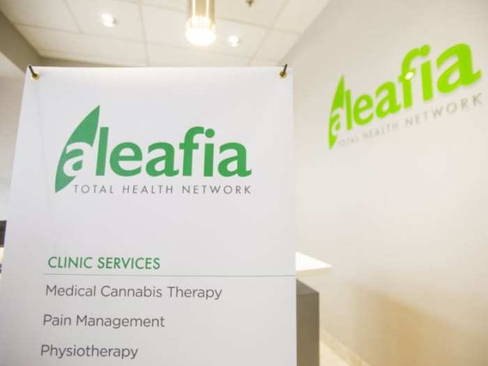 aleafia, cannabis, medical cannabis, insomnia, anxiety, research, benzo, benzodiazepines, legalization, Canada, prescription, dependence