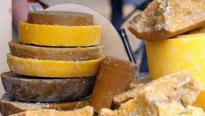 honey, beeswax, CBD gummies, cannabis gummy bears, CBD, THC, gummies, health benefits, inflammation, burns, bruises