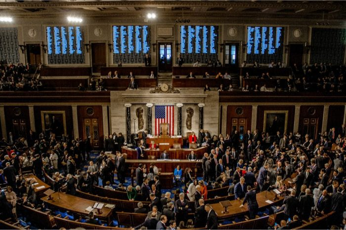 American House of Representatives