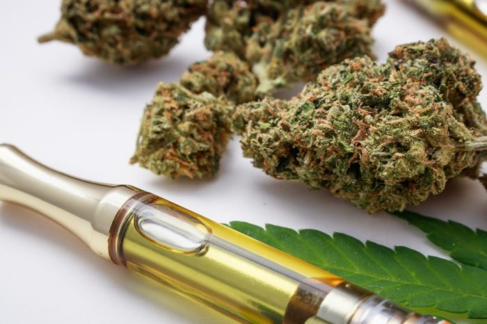vape pens are commonly used to vape cannabis